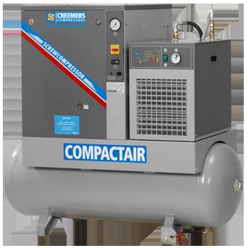 Creemers_schroefcompressor_screw_compressor_schraubenkompressoren